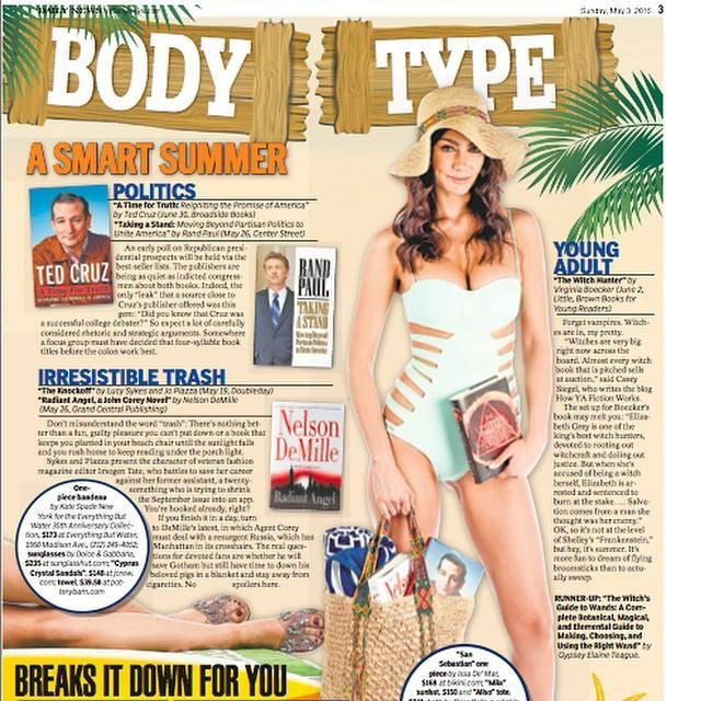 New York Daily News includes Bikini.com in swimwear roundup