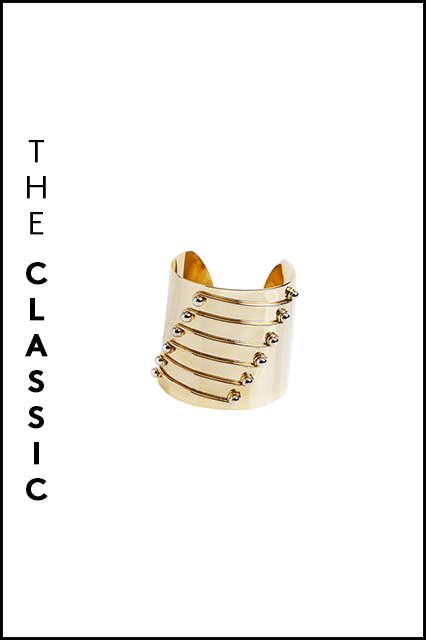The Grommet Cuff from Anmare Jewelry on Refinery29