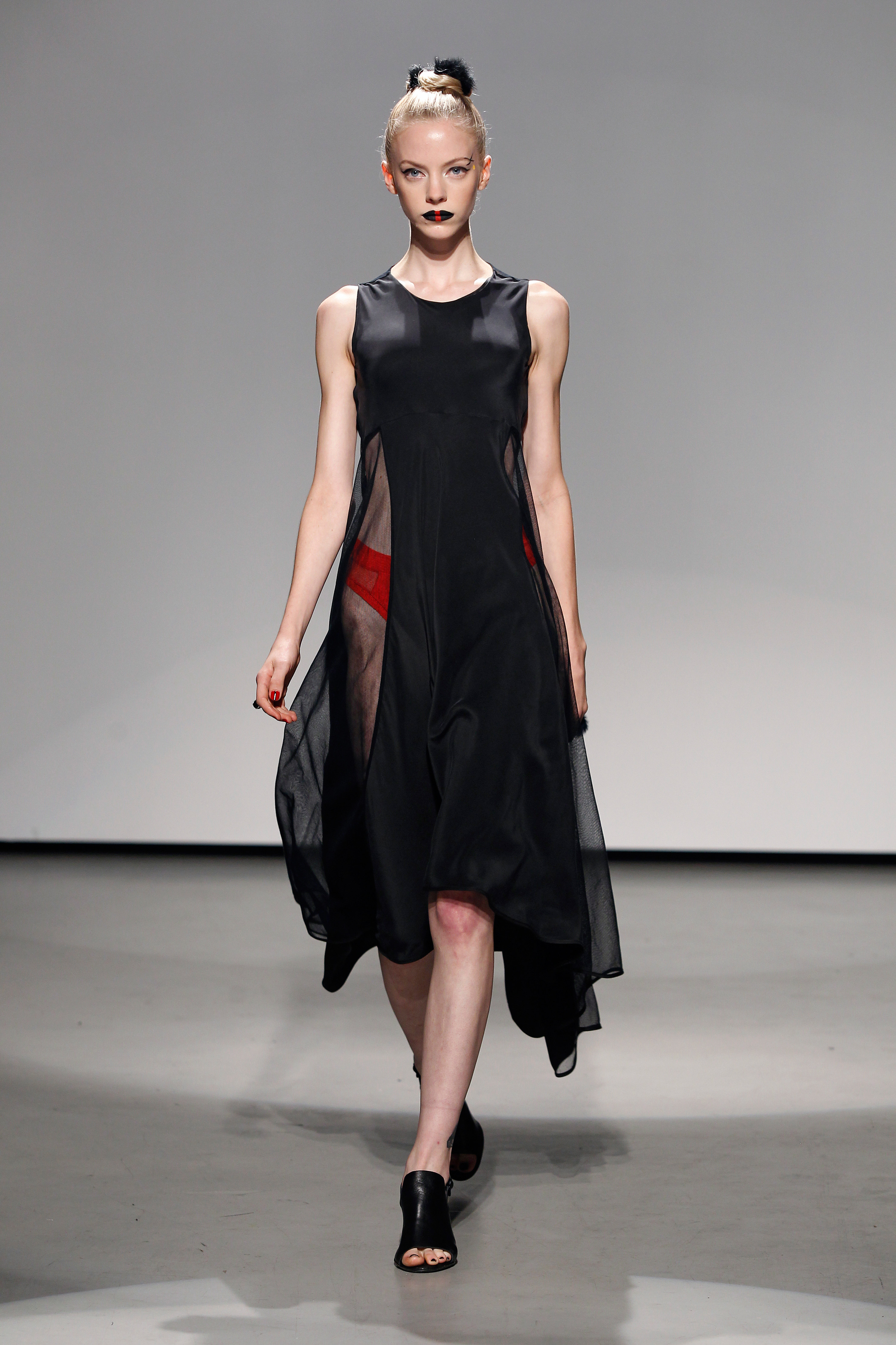Katie Gallagher SS16 in Vogue Runway