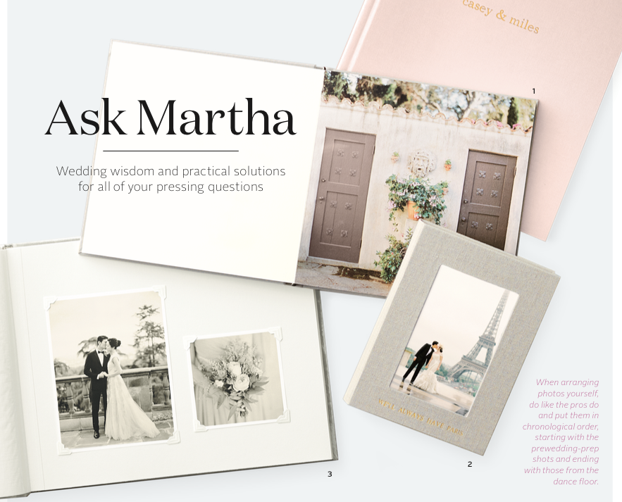 Ask Martha about The Artifact Uprising Layflat Photo Album