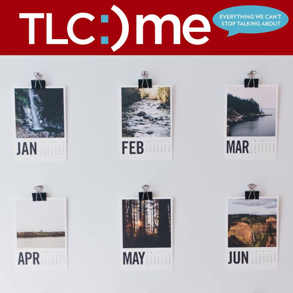 Artifact Uprising Wood Calendar on TLC